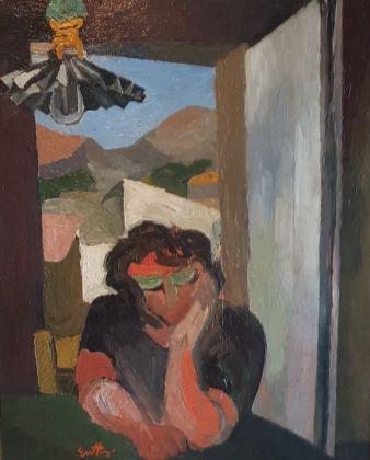 Renato Guttuso, La madre, 1937