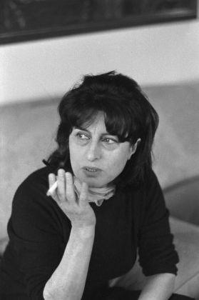 Ritratto di Anna Magnani (1965). Foto di Angelo Frontoni La foto proviene dall'archivio fotografico del CSC Cineteca Nazionale