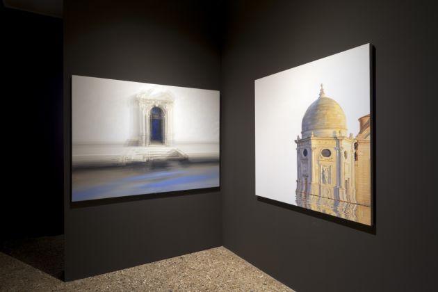 Roger de Montebello. Ritratti di Venezia, installation view at Museo Correr, Venezia 2017, photo ©Barasciutti