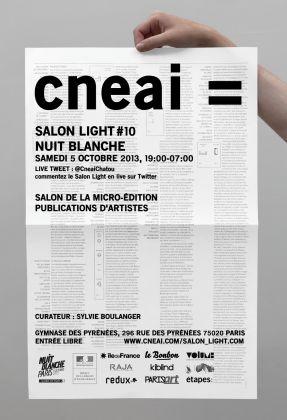 Salon Light #10 at cneai =