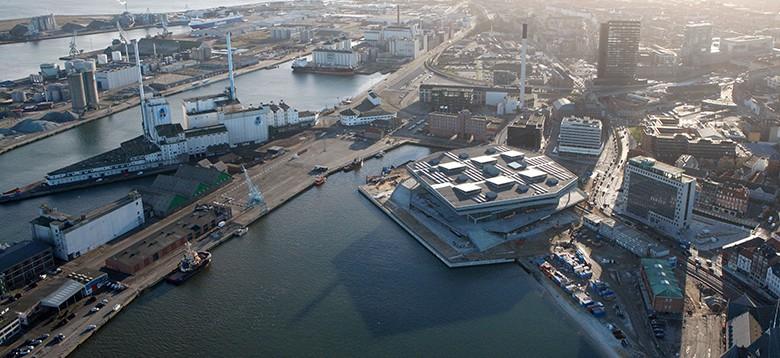 Schmidt Hammer Lassen Architects, Dokk1, Aarhus