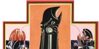 Sergio Sarri, Pala n. 3 (Il grande custode), 1970