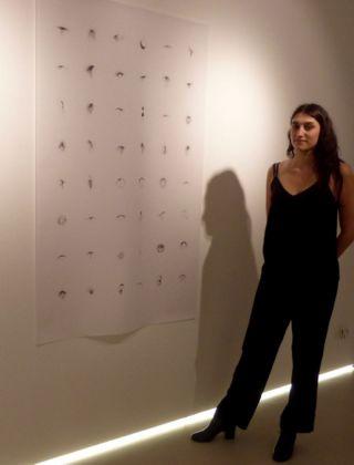 Silvia Sirpresi, Origo, exhibition view at Fonderia 20.9, Verona 2017
