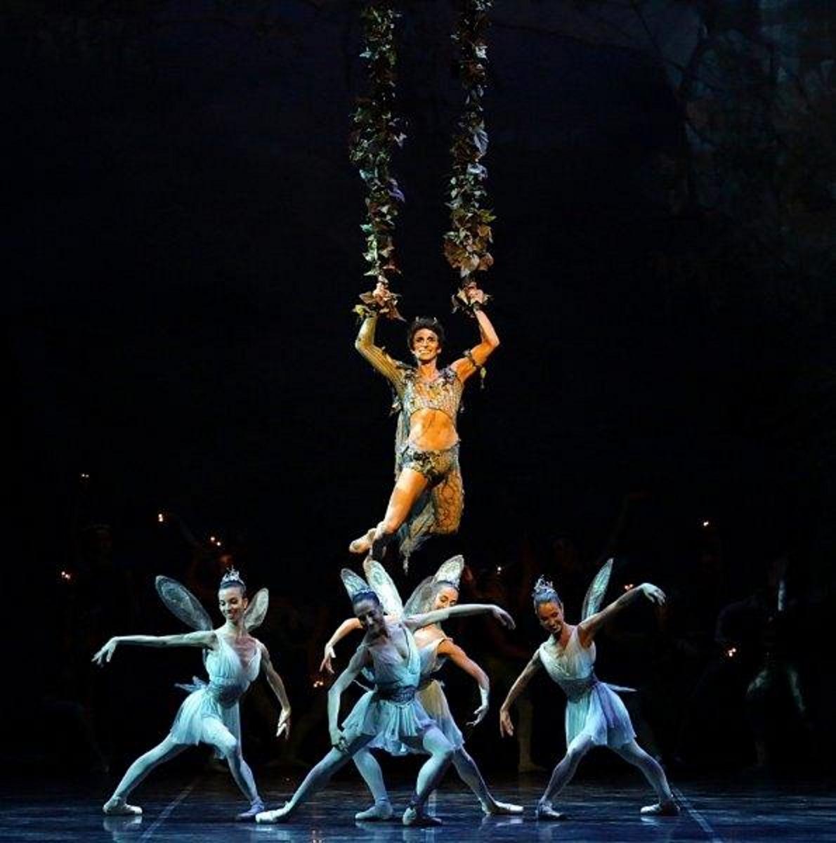 Sogno di una notte di mezza estate, coreografia George Balanchine © The George Balanchine Trust, photo Marco Brescia e Rudy Amisano, Teatro alla Scala, Milano
