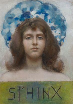Sophie Browne, Sfinge, 1900