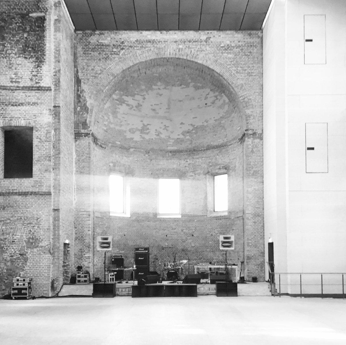 St. Elisabeth-Kirche, Berlino, photo Carlotta Petracci