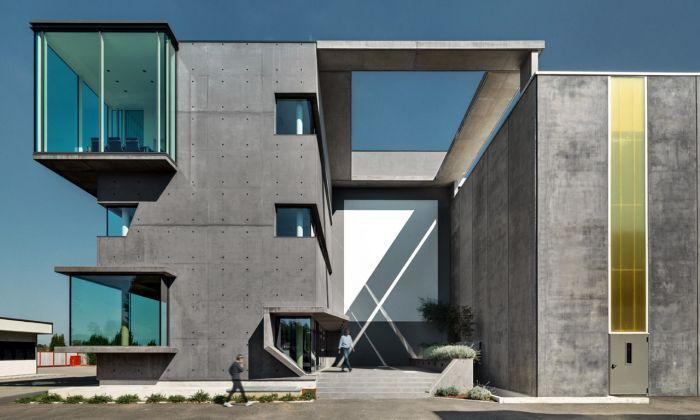 Studio DC10, ex Magazzino Sicad, Uboldo, Varese