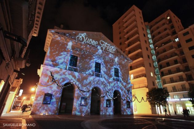 Teatro Giordano, Foggia. Photo credits Samuele Romano