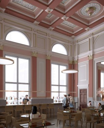 The Dorfman Senate Rooms in 2018 © David Chipperfield Architects