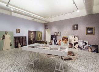 The Many Lives of Erik Kessels. Exhibition view at Camera, Torino 2017. Photo Cosimo Maffione
