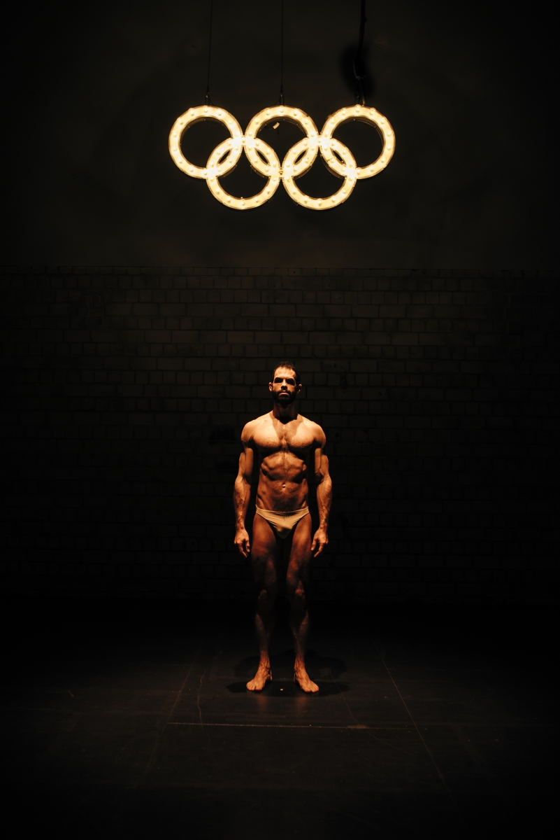 The Olympic Games, photo Alice Brazzit