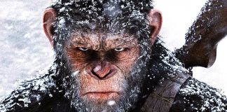 The Planet of the Apes, War. Una immagine del film