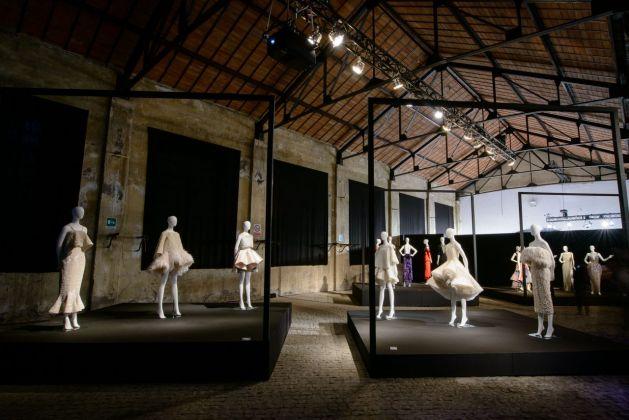The secrets of couture, photo S. Olivieri, G. Palma, Luca Sorrentino