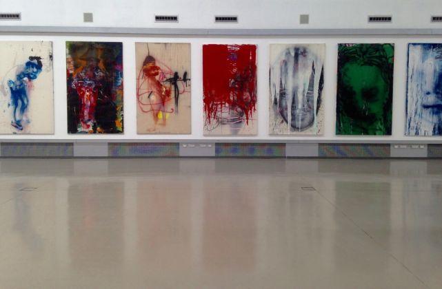 Thomas Lange a Palermo, exhibition view at ZAC, 2017