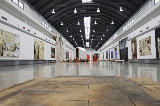 Thomas Lange a Palermo, exhibition view at ZAC, 2017, courtesy Atelier Thomas Lange, photo Enzo Alessandra