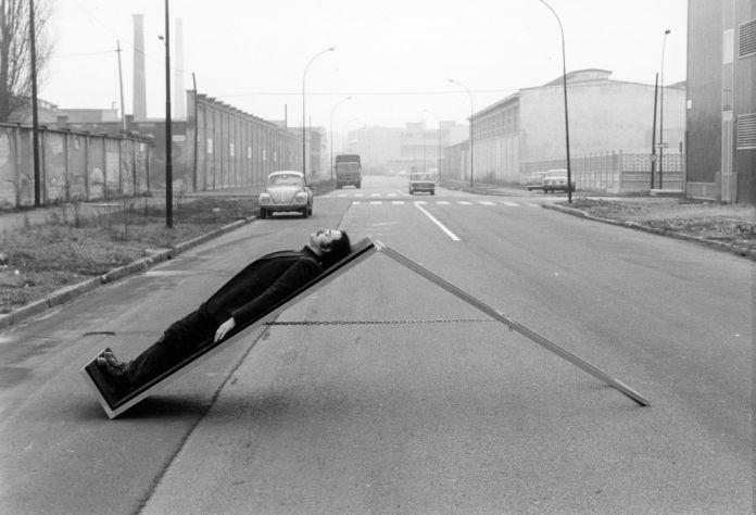 Ugo La Pietra, Il Commutatore, Modello di comprensione, 1970 © Archivio Ugo La Pietra