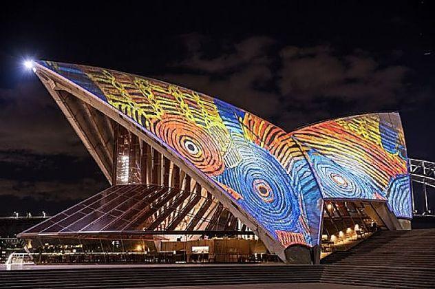 Un momento delle proiezioni a Sydney - Ph.Daniel Boud
