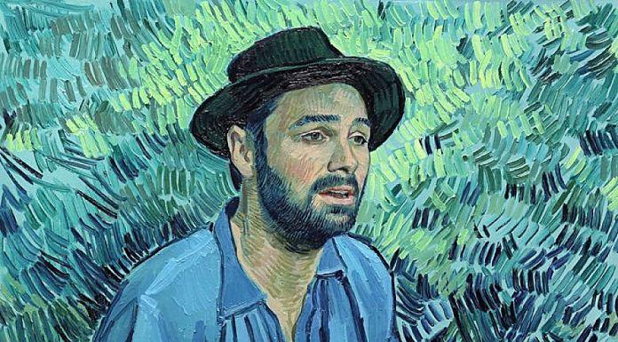 Una delle opere riprodotte per Loving Vincent