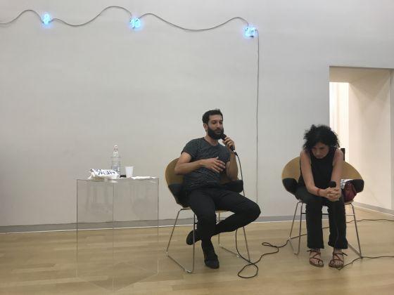 Vasco Brondi, Museo del Novecento, Milano 2017