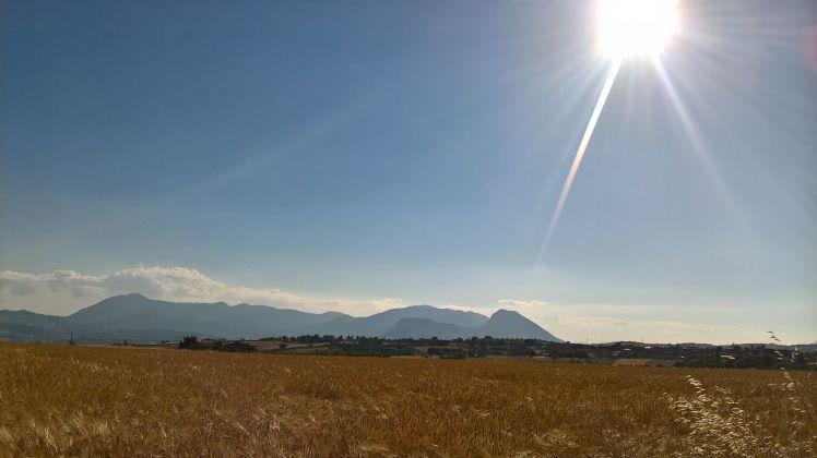 Veduta di Pietrelcina