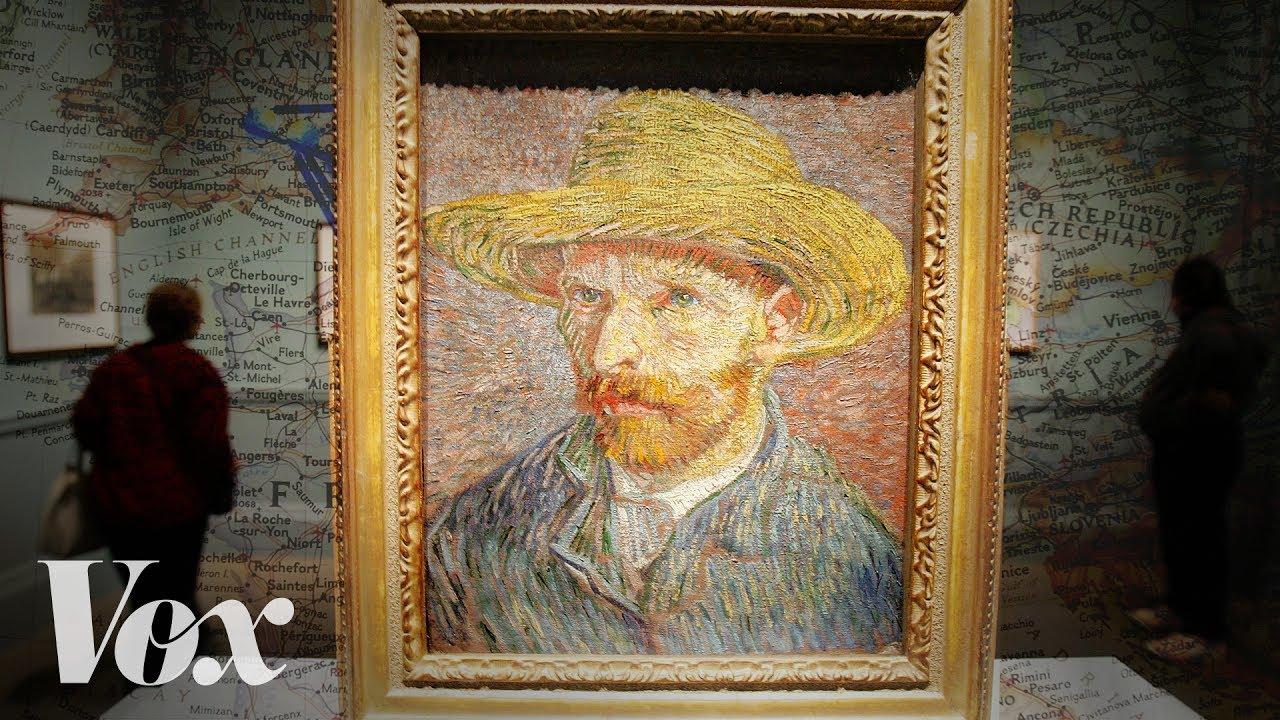 Vincent van Gogh e il mito dell'artista tormentato. Il video di Vox magazine