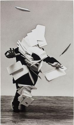 Vincenzo Agnetti, Surplace, 1979. Courtesy Archivio Vincenzo Agnetti