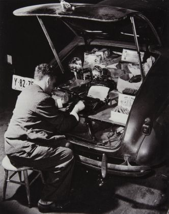 Weegee, International Center of Photography Courtesy Colección M. M. Auer