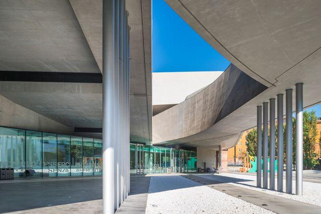 Zaha Hadid, MAXXI Museo nazionale delle arti del XXI secolo, Roma 2009 Foto Francesco Radino, courtesy Fondazione MAXXI