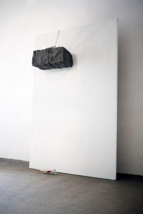 Giovanni Anselmo, senza titolo, 1991