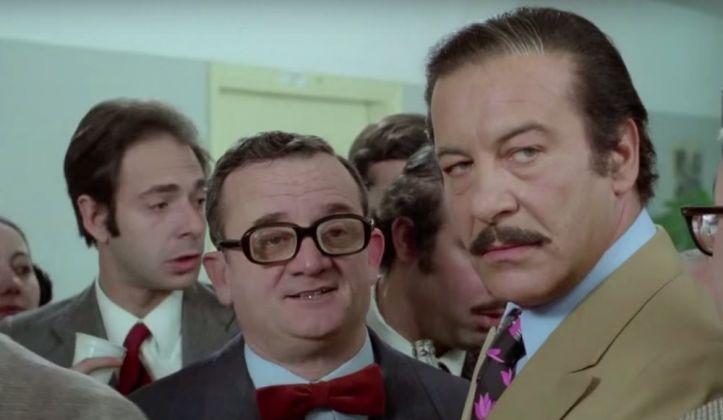 Gigi Reder e Giuseppe Anatrelli (Filini e Calboni)