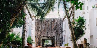Casa Malca Architecture Hotels Messico