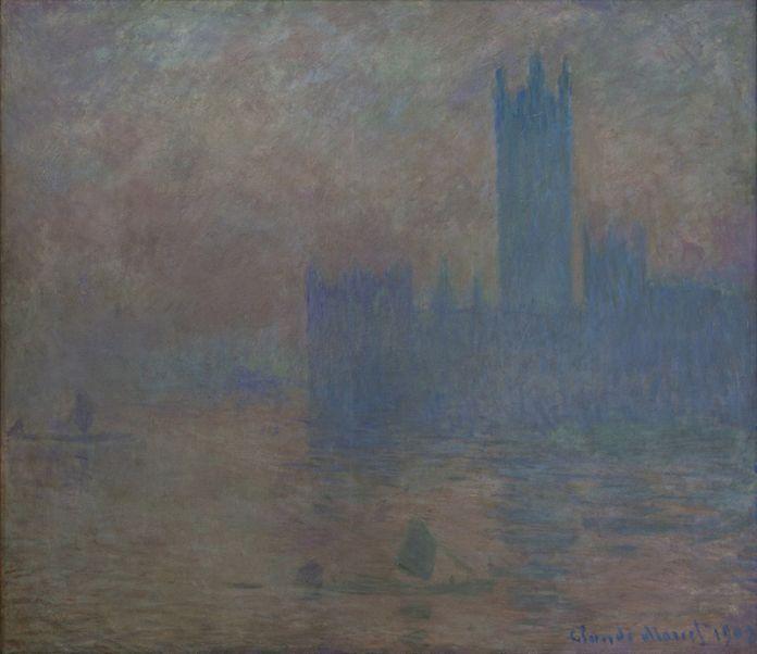 Claude Monet, Houses of Parliament, 1903