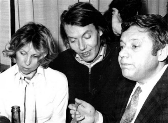 Paolo Villaggio con Fabrizio De André