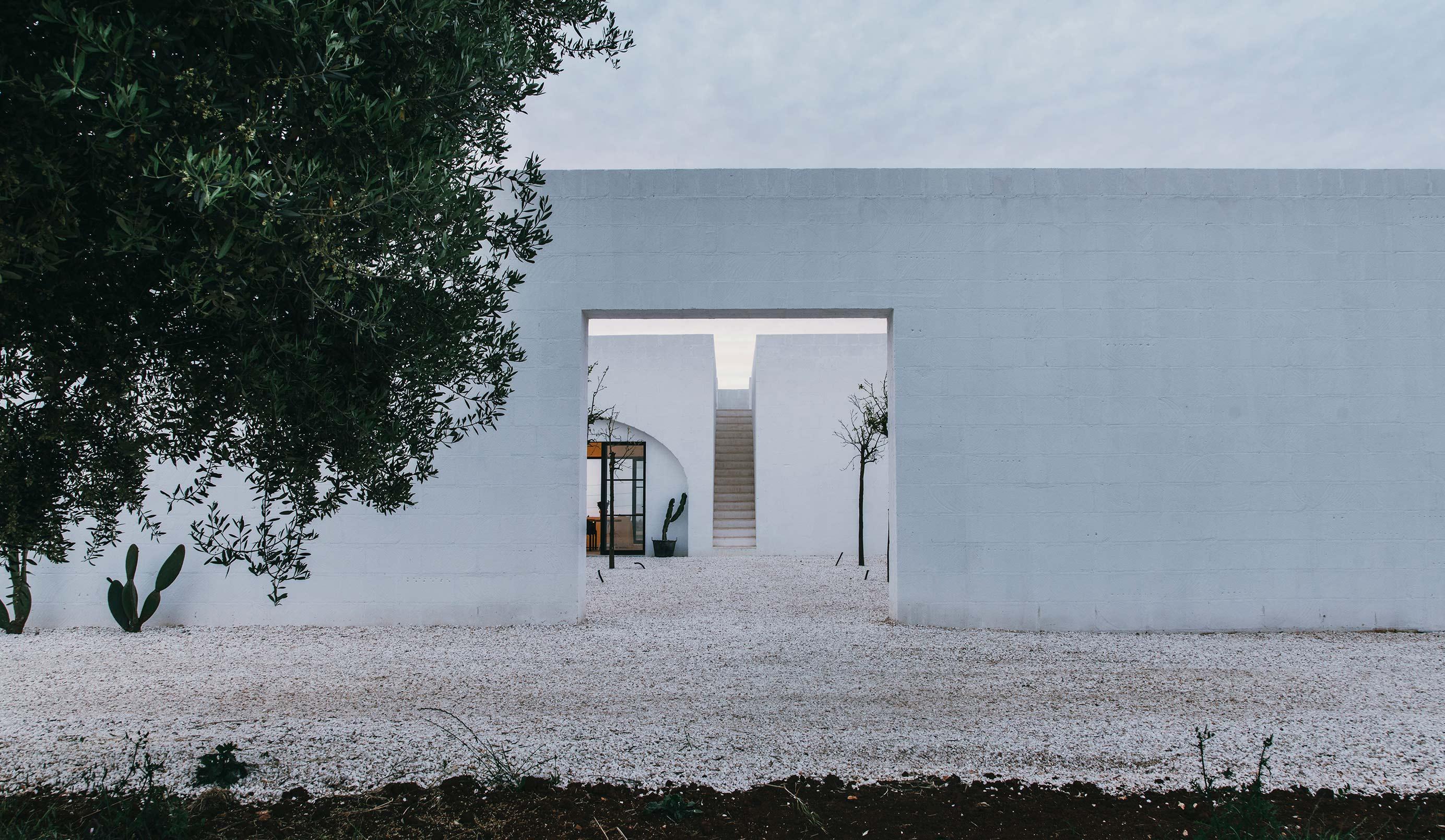 Architetti Famosi Antichi le masserie dei grandi architetti in puglia | artribune