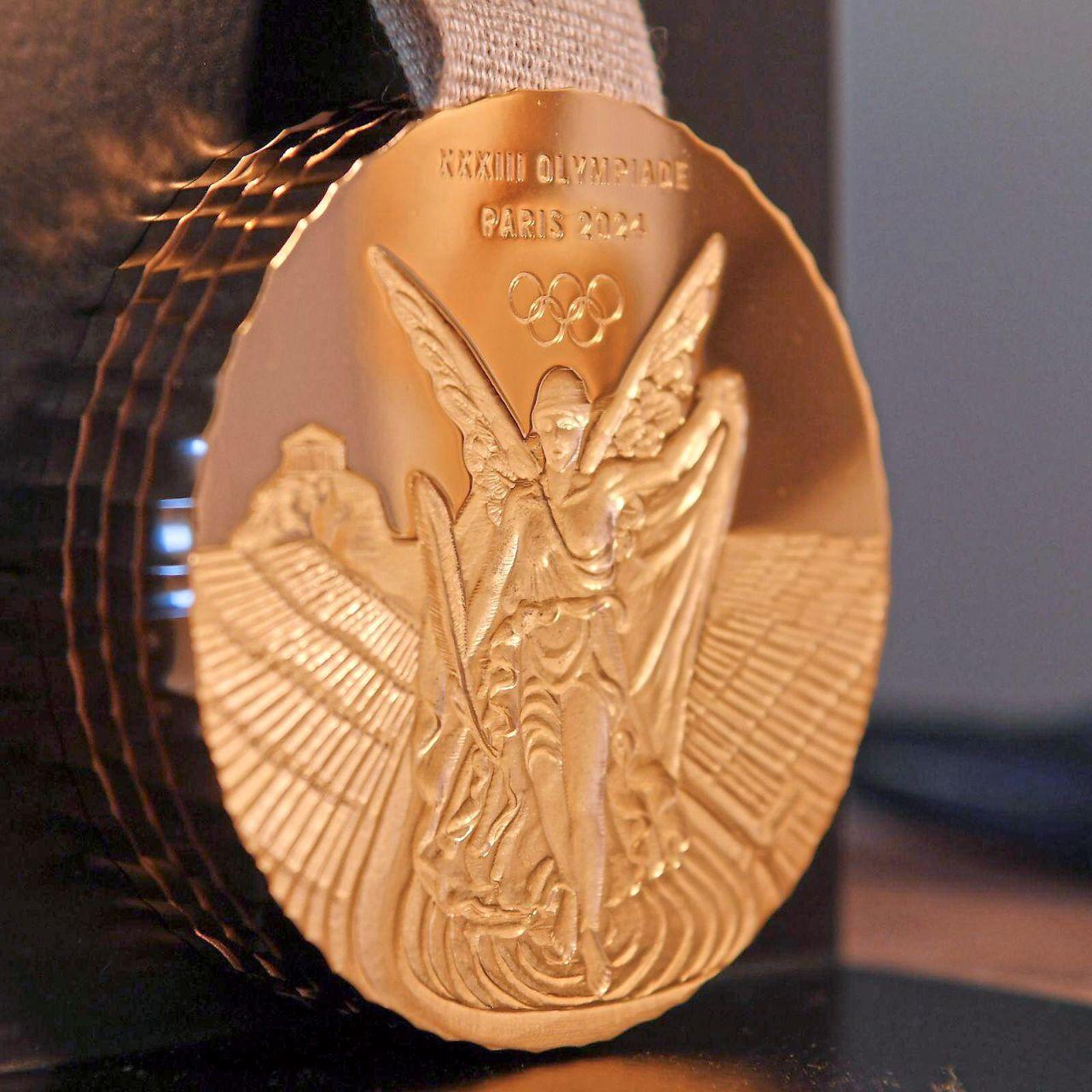 Philippe Starck, Medaglia Olimpica