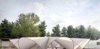 Maidan Tent, Render, Filippo Bolognese