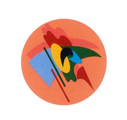 Alessandro Mendini Catalogo Stilemi sette 2006 Stampa Lambda carta montata su alluminio, 60x60 cm Edizione di 1 su 6