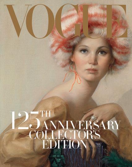 John Currin per Vogue