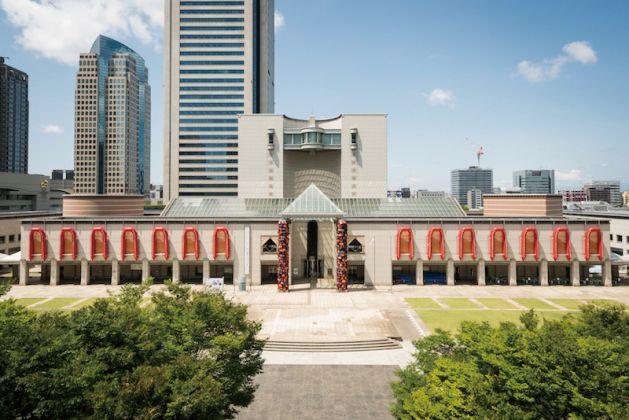 AI Weiwei Safe Passage, 2016 Reframe, 2016 Installation view at Yokohama Museum of Art, Yokohama Triennale 2017 [Credit] Photo: KATO Ken © Ai Weiwei Studio Photo courtesy of Organizing Committee for Yokohama Triennale