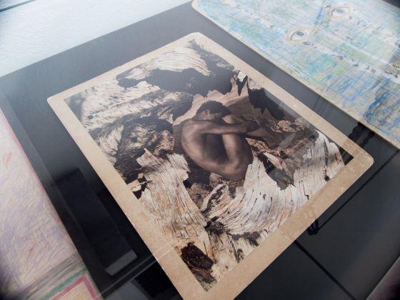 Andrew Mania, Untitled 01, 2017. Veduta dell'installazione al Museo Salinas di Palermo. Courtesy l'artista. Photo Costanza Arena e Roberto Salvaggio