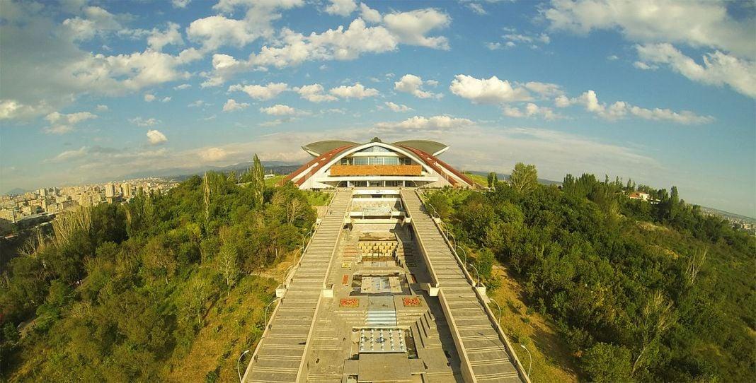 Arena Demircian, Yerevan
