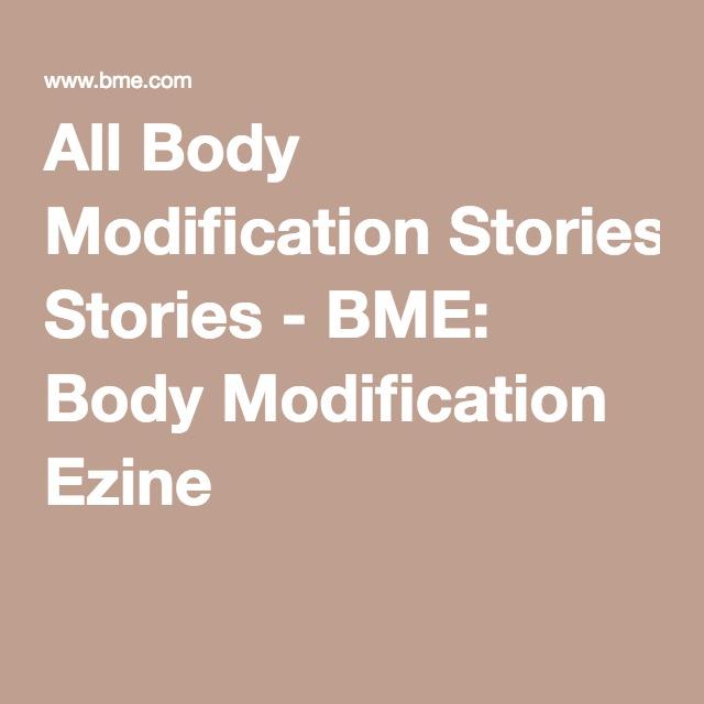 BME - body modification ezine