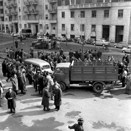 Banda di via Osoppo, Rapina di via Osoppo, 1958, Archivi Farabola