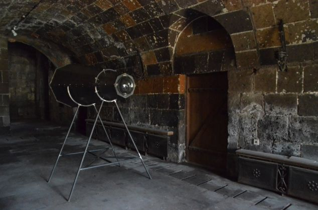 Benji Boyadgian, Sedimentary Derivations, 2017. Museum of Urban Life and National Architecture, Gyumri. Photo credits Maria Tsagkari