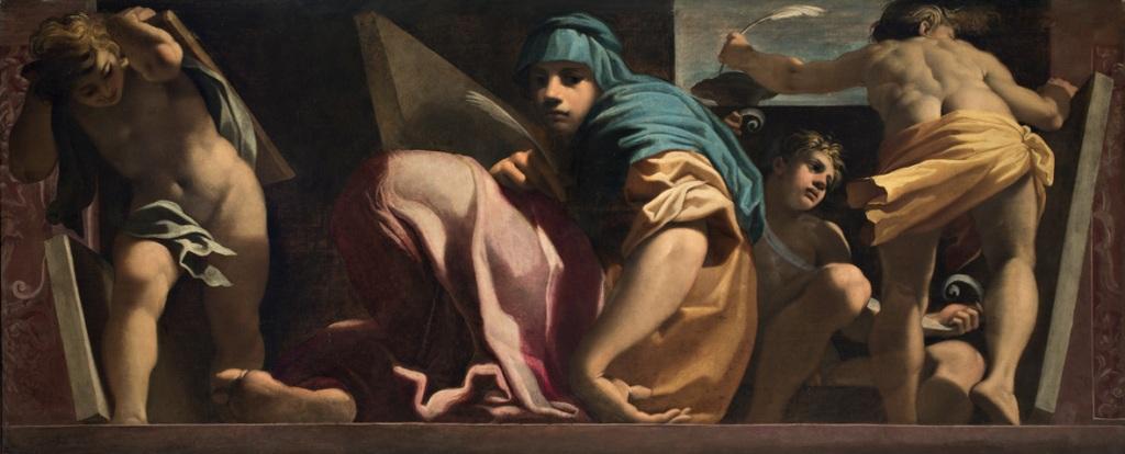 Carlo Bononi, Sibilla (1610)