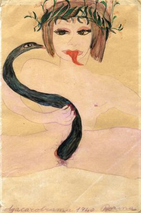 Carol Rama, Dorina, 1940
