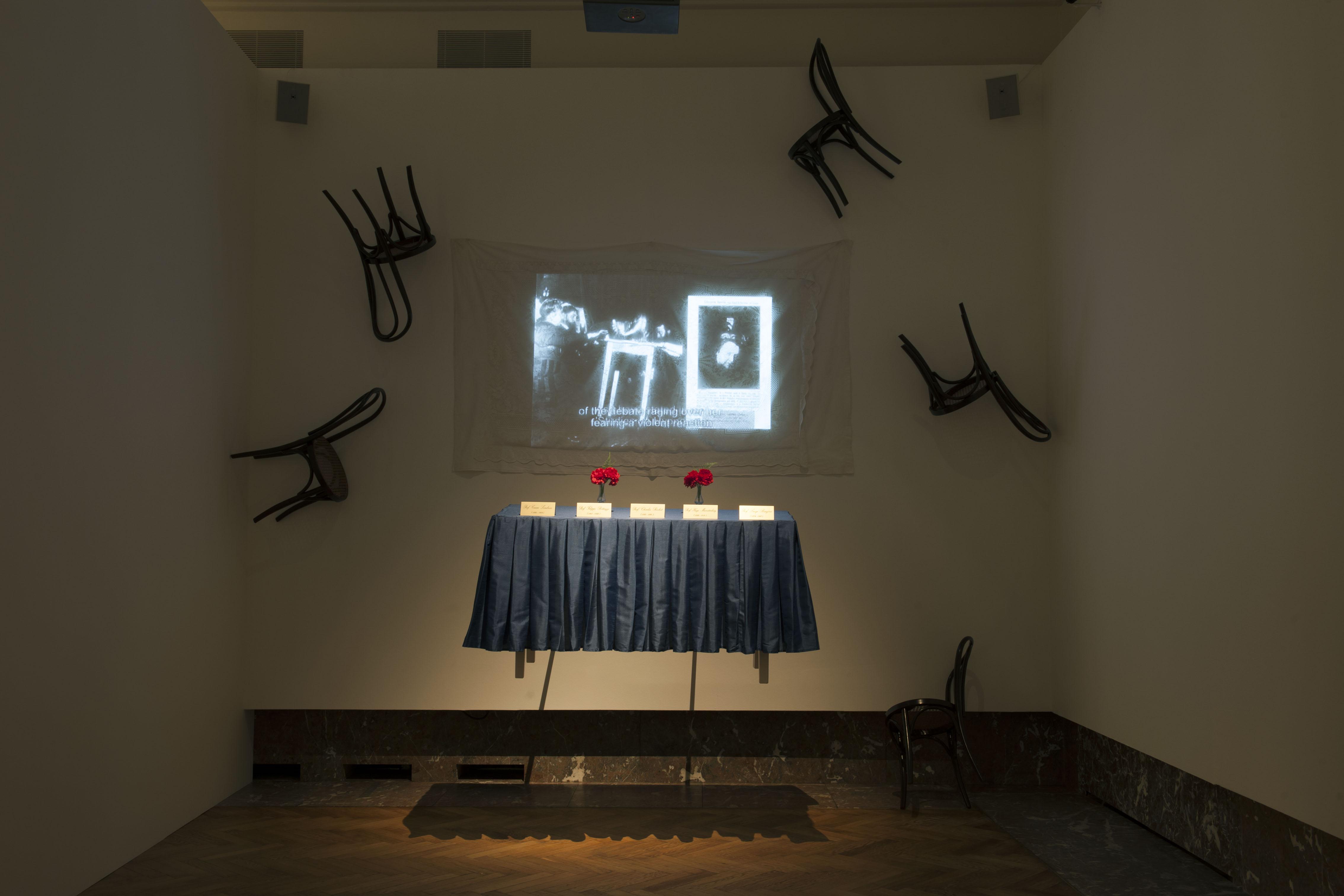 Chiara Fumai, La donna delinquente, 2011