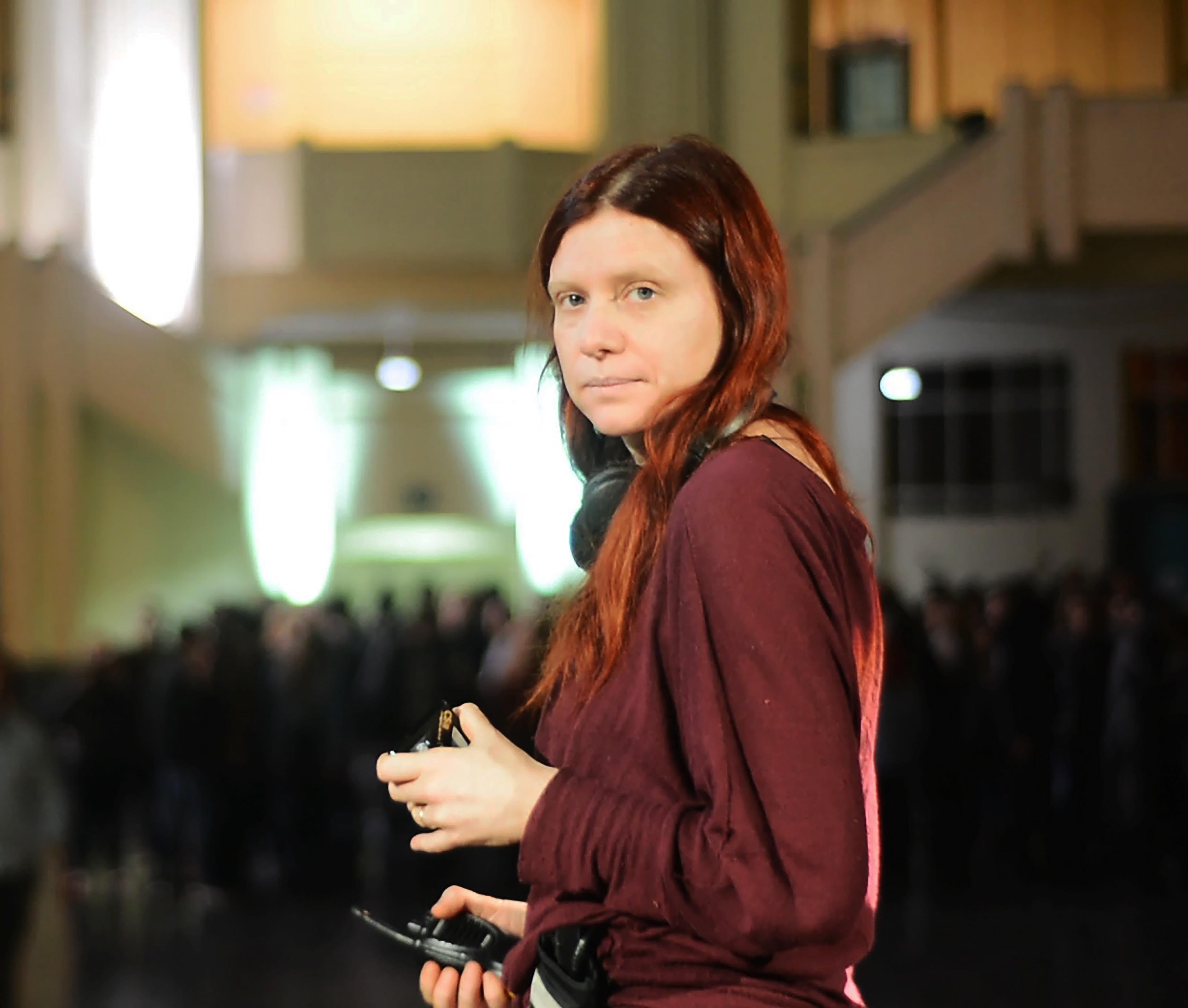 La regista, Susanna Nicchiarelli