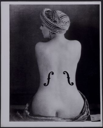Violon D'Ingres, Man Ray