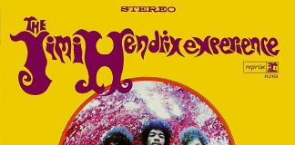 Cover dell'album Are You Experienced, 1967. Scatto di Karl Ferris